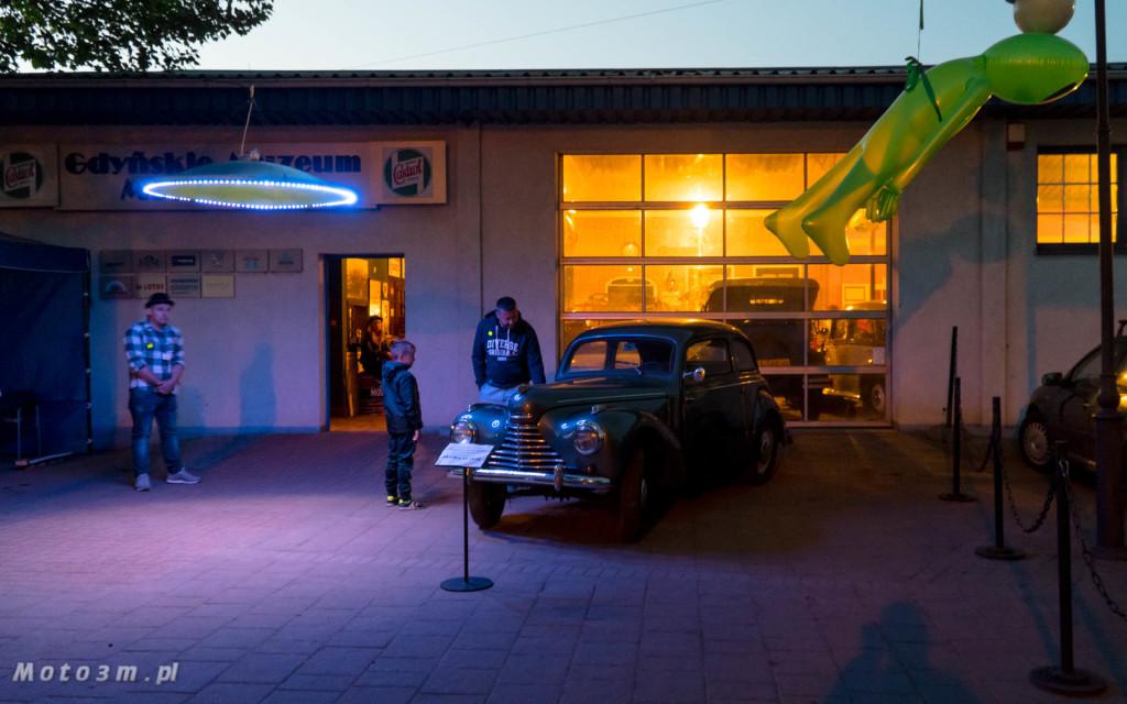 Noc Muzeów 2018 - Gdyńskie Muzeum Motoryzacji -2350