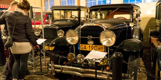 Noc Muzeów 2018 - Gdyńskie Muzeum Motoryzacji -2352