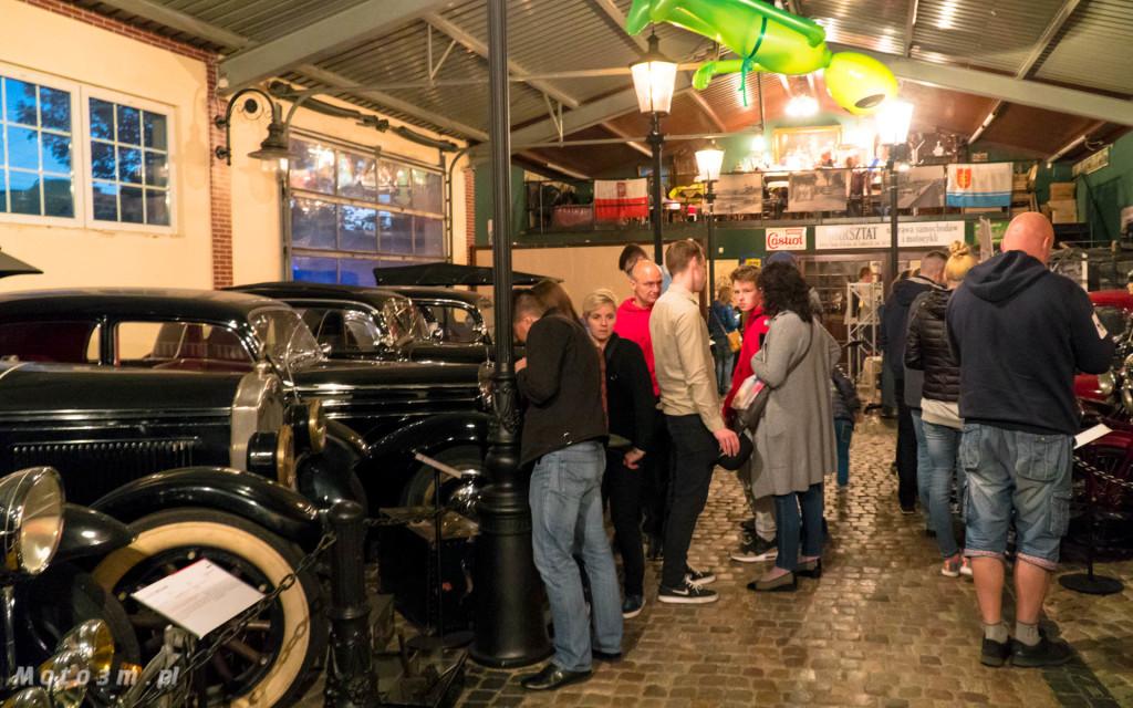 Noc Muzeów 2018 - Gdyńskie Muzeum Motoryzacji -2354
