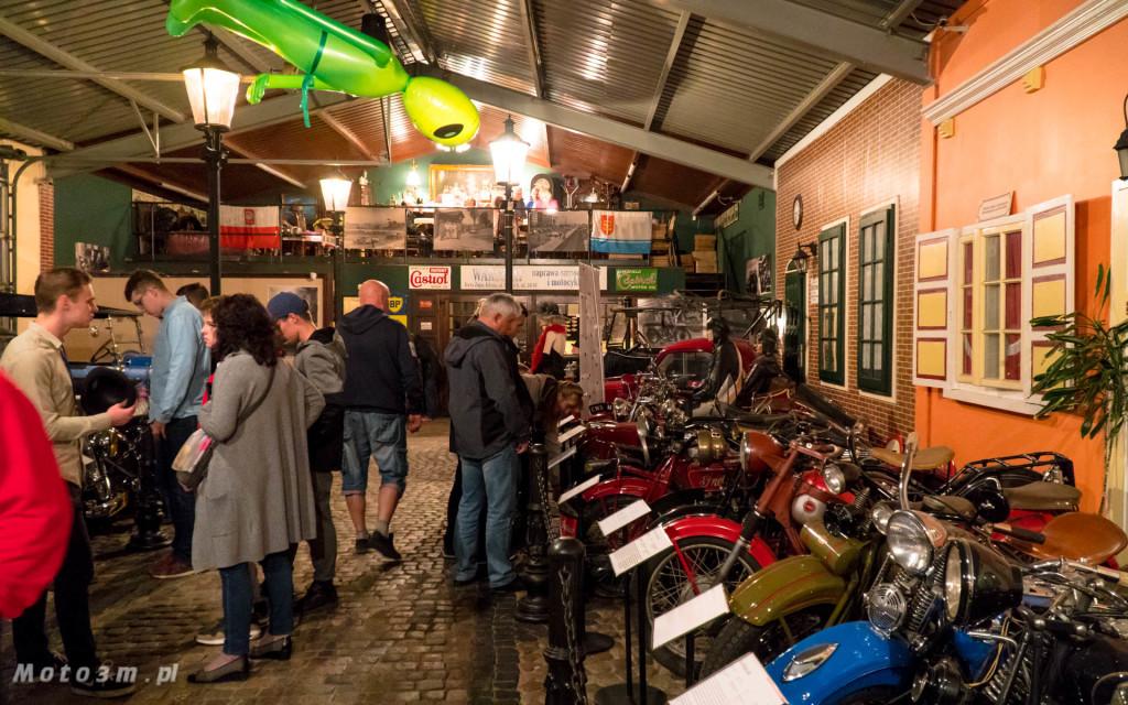 Noc Muzeów 2018 - Gdyńskie Muzeum Motoryzacji -2356