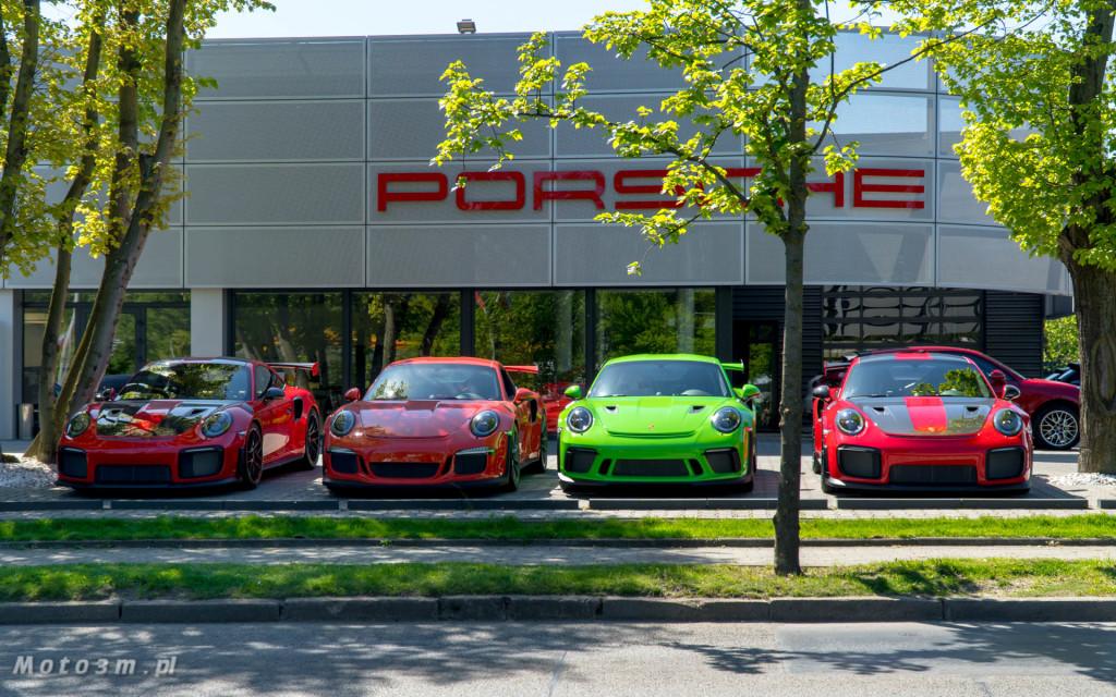 Porsche GT2 RS 991.2, GT3 RS 991.1 oraz 991.2  w Porsche Approved Sopot-1358