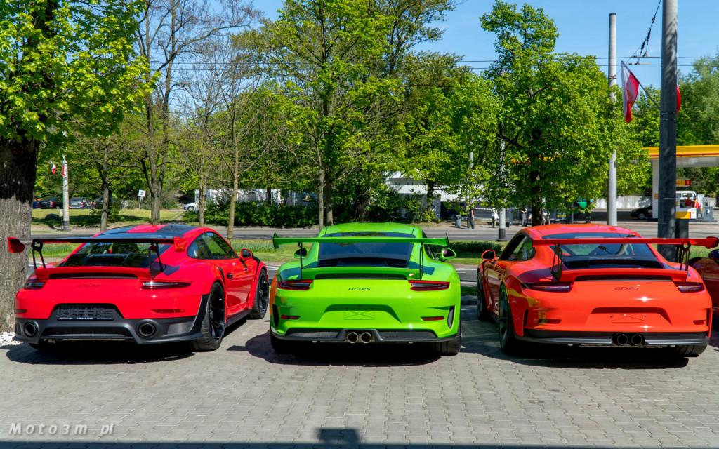Porsche GT2 RS 991.2, GT3 RS 991.1 oraz 991.2  w Porsche Approved Sopot-1370
