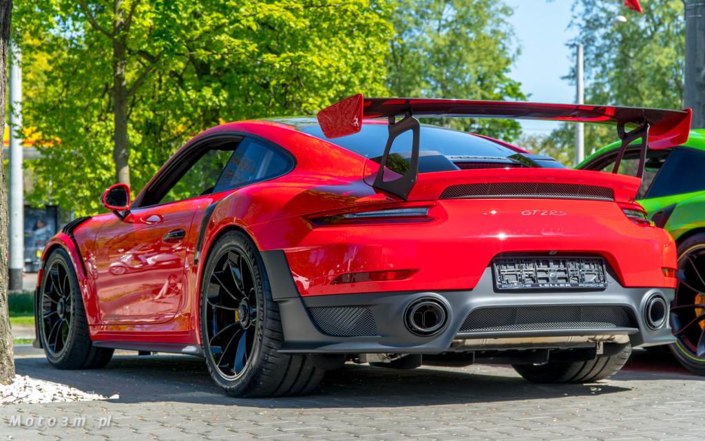 Porsche GT2 RS 991.2, GT3 RS 991.1 oraz 991.2  w Porsche Approved Sopot-1372