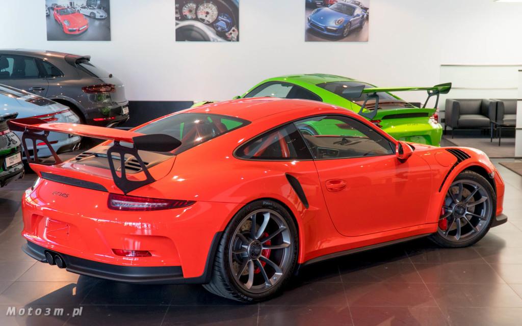 Porsche GT2 RS 991.2, GT3 RS 991.1 oraz 991.2  w Porsche Approved Sopot-1555