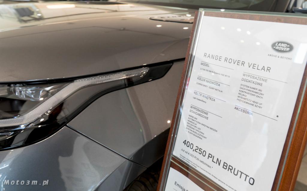 Range Rover Velar - najładniejszy SUV na rynku- British Automotive Gdańsk-0438
