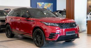 Range Rover Velar - najładniejszy SUV na rynku- British Automotive Gdańsk-0464
