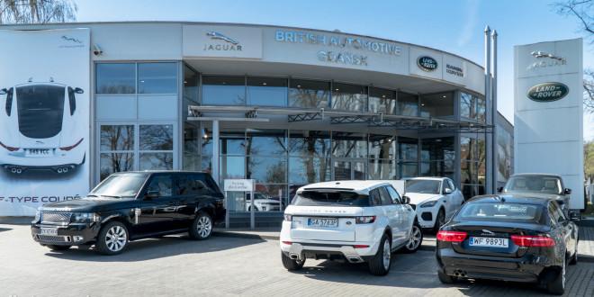 Range Rover Velar - najładniejszy SUV na rynku- British Automotive Gdańsk-0477