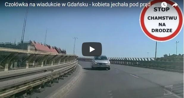 Czołówka w Gdańsku