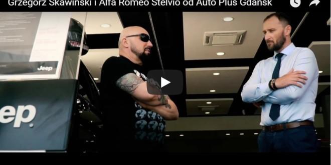 Grzegorz Skawiński - Ambasador marki Auto Plus
