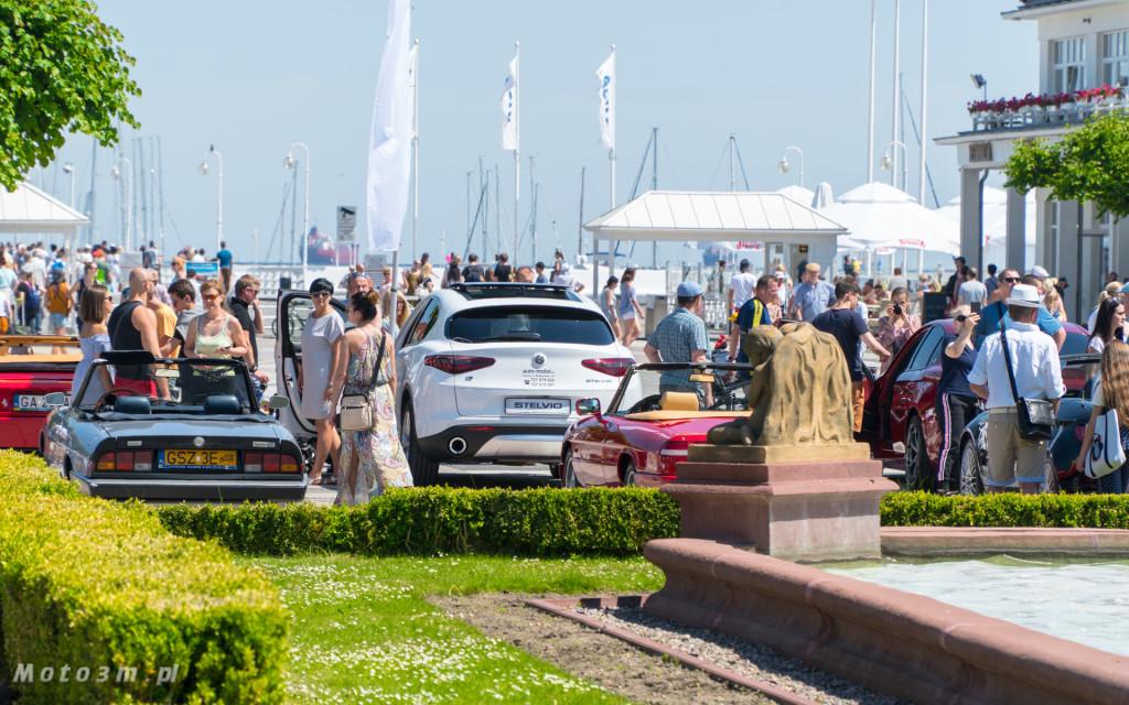 La Dolce Vita - wystawa włoskiej motoryzacji w Sopocie-4135