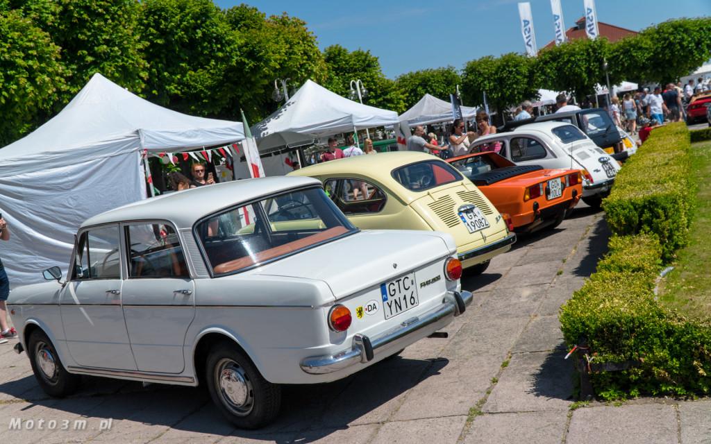 La Dolce Vita - wystawa włoskiej motoryzacji w Sopocie-4137