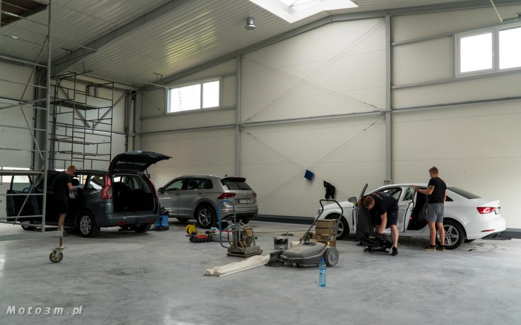 Nowe studio MotoSPA powstaje w Gdańsku w MotoStrefie -4573