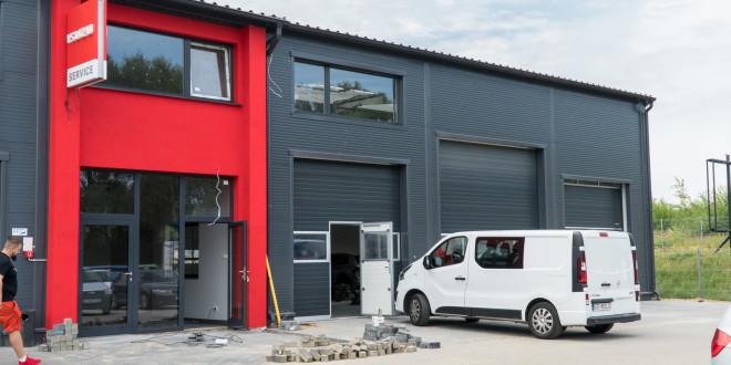 Nowe studio MotoSPA powstaje w Gdańsku w MotoStrefie -4581