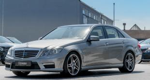 Pomnik spalinowej motoryzacji - Mercedes-AMG E63 W212-7155584