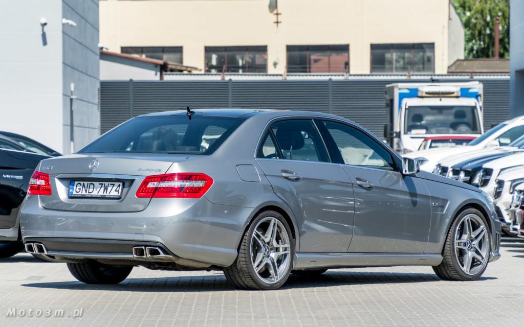Pomnik spalinowej motoryzacji - Mercedes-AMG E63 W212-7629568