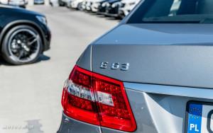Pomnik spalinowej motoryzacji - Mercedes-AMG E63 W212-7747072