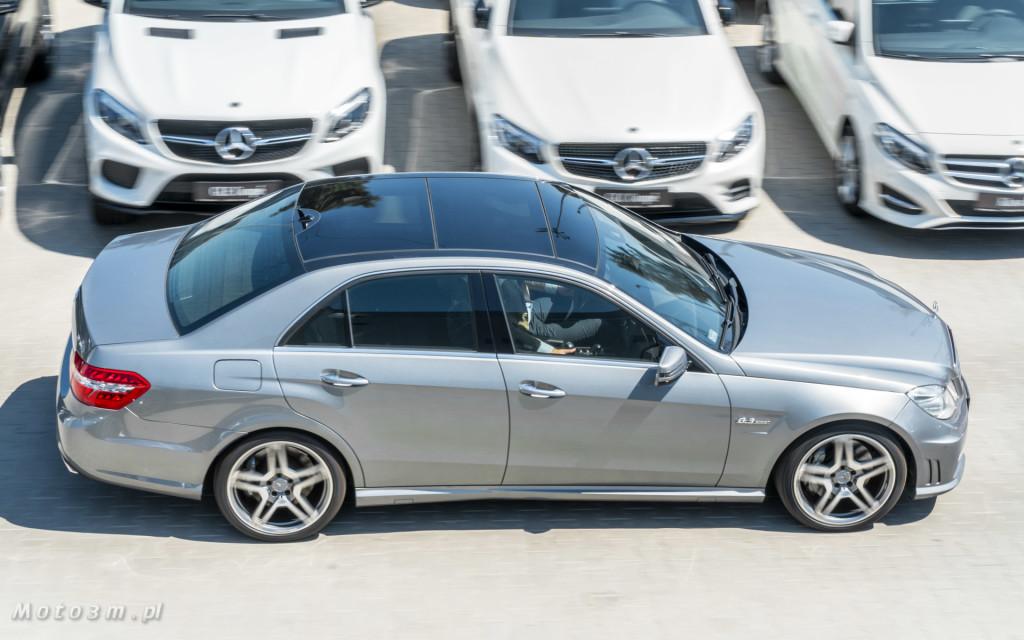 Pomnik spalinowej motoryzacji - Mercedes-AMG E63 W212-9792512