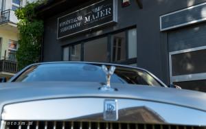 Rolls-Royce Ghost z wypożyczalnie Majer w Sopocie -2999