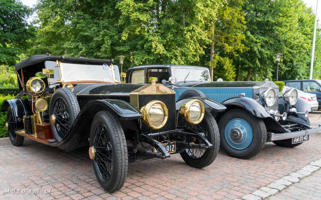 Zabytkowe Rolls-Royce'y odwiedziły Gdańsk 20-Ghost Club-5331