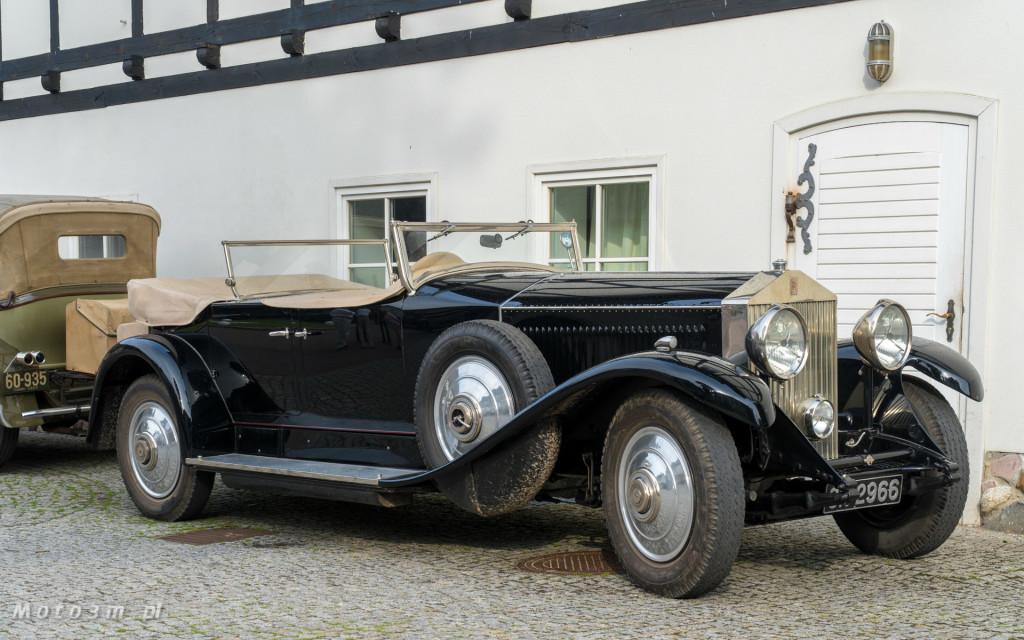 Zabytkowe Rolls-Royce'y odwiedziły Gdańsk 20-Ghost Club-5334