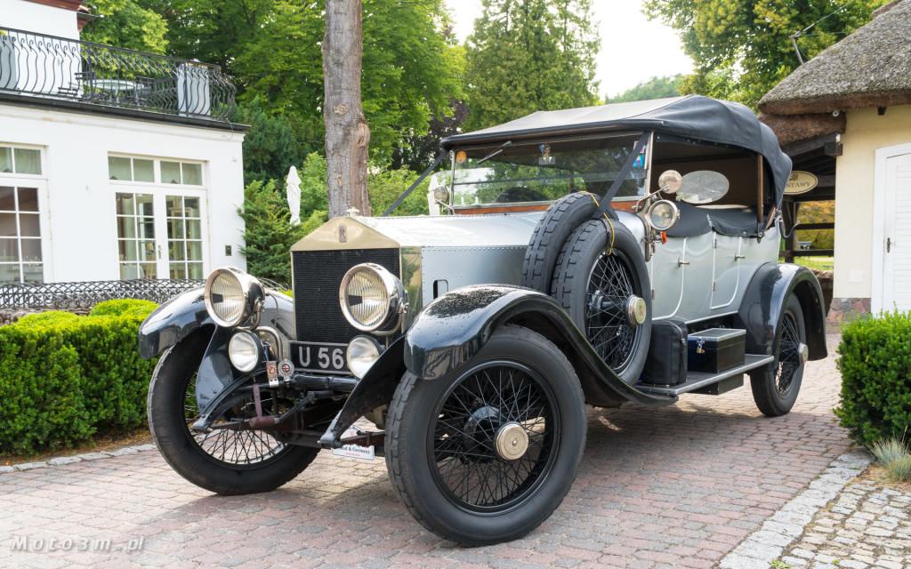 Zabytkowe Rolls-Royce'y odwiedziły Gdańsk 20-Ghost Club-5336