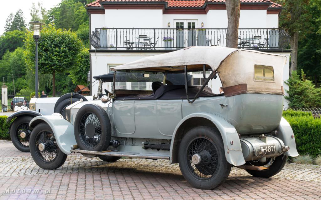 Zabytkowe Rolls-Royce'y odwiedziły Gdańsk 20-Ghost Club-5337