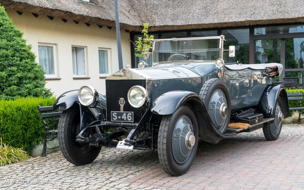 Zabytkowe Rolls-Royce'y odwiedziły Gdańsk 20-Ghost Club-5338
