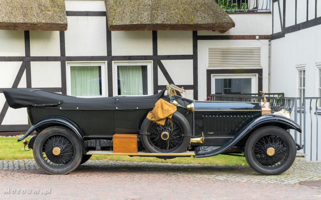 Zabytkowe Rolls-Royce'y odwiedziły Gdańsk 20-Ghost Club-5339