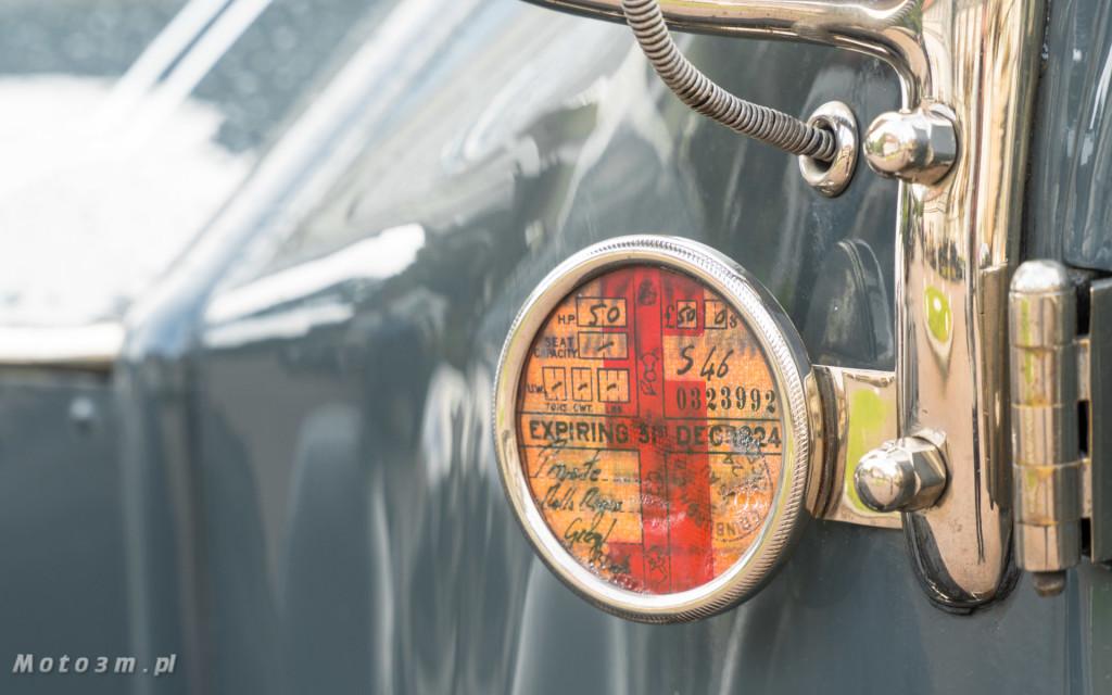 Zabytkowe Rolls-Royce'y odwiedziły Gdańsk 20-Ghost Club-5340