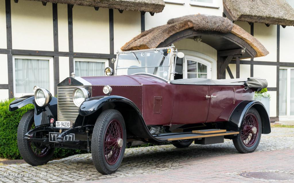 Zabytkowe Rolls-Royce'y odwiedziły Gdańsk 20-Ghost Club-5350