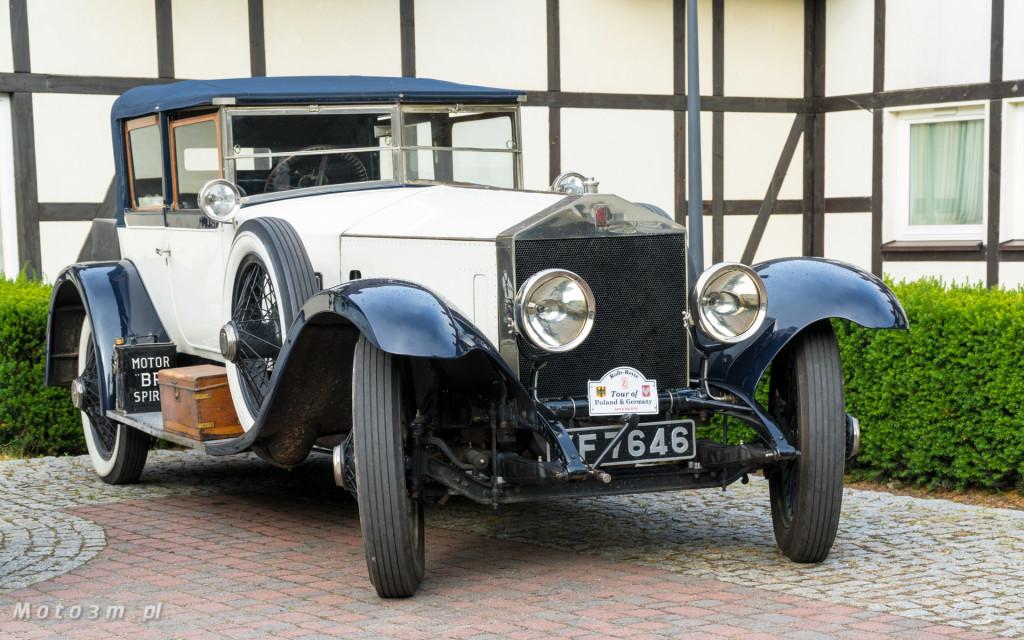 Zabytkowe Rolls-Royce'y odwiedziły Gdańsk 20-Ghost Club-5351