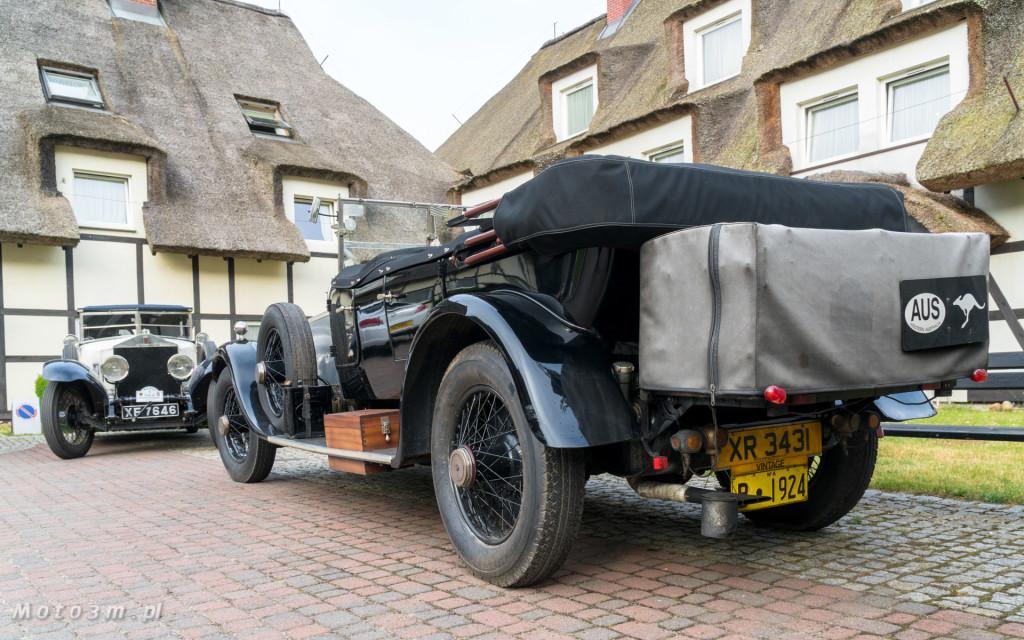 Zabytkowe Rolls-Royce'y odwiedziły Gdańsk 20-Ghost Club-5353