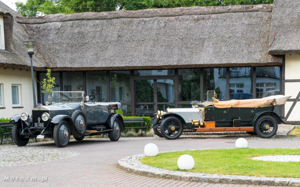 Zabytkowe Rolls-Royce'y odwiedziły Gdańsk 20-Ghost Club-5356