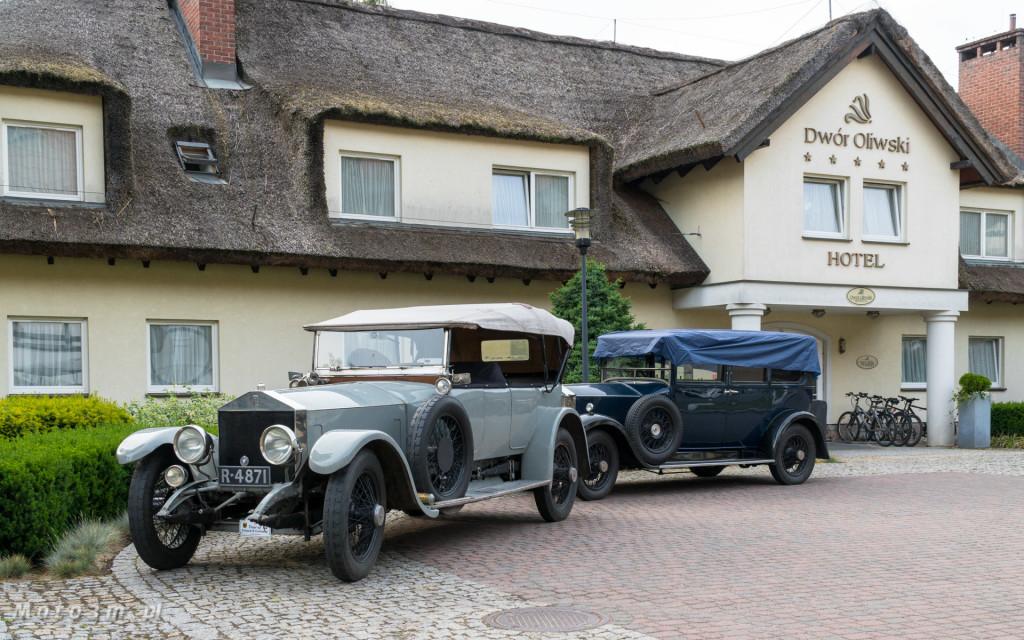 Zabytkowe Rolls-Royce'y odwiedziły Gdańsk 20-Ghost Club-5357
