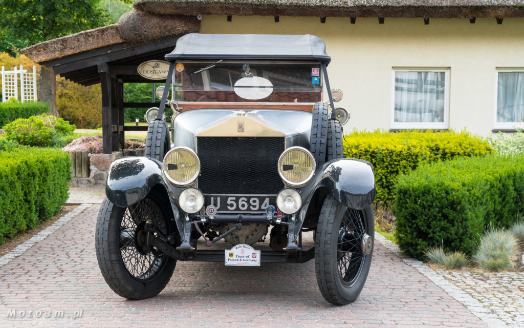 Zabytkowe Rolls-Royce'y odwiedziły Gdańsk 20-Ghost Club-5358