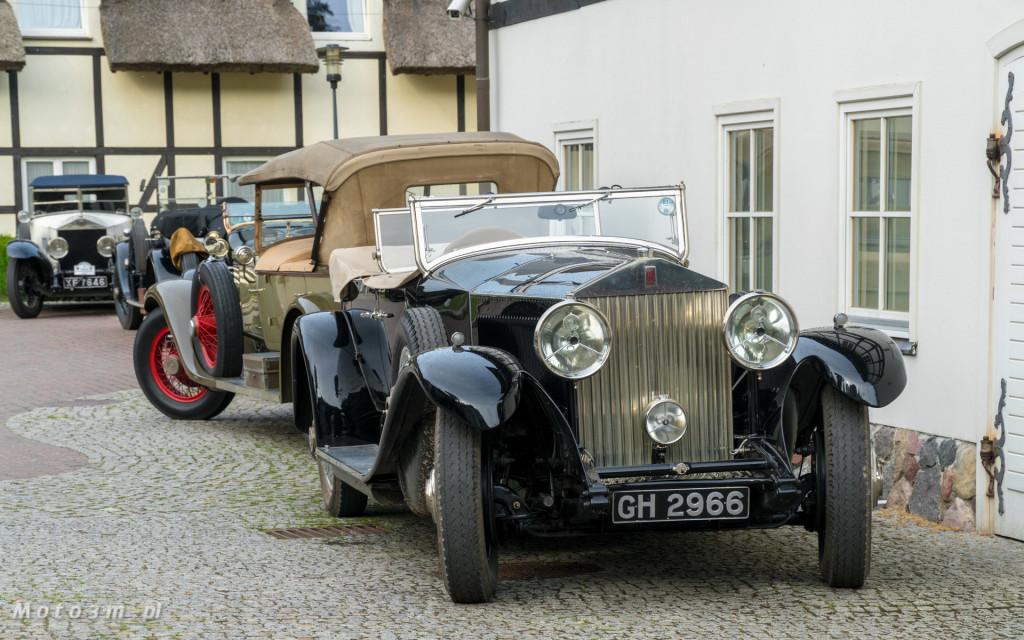 Zabytkowe Rolls-Royce'y odwiedziły Gdańsk 20-Ghost Club-5360