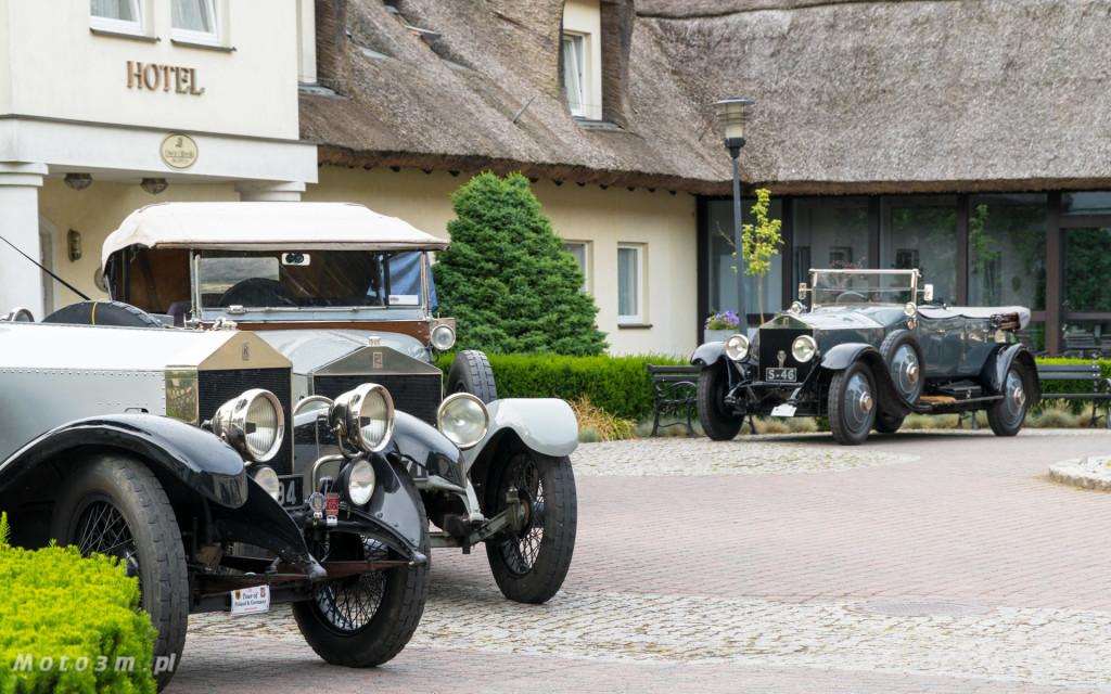 Zabytkowe Rolls-Royce'y odwiedziły Gdańsk 20-Ghost Club-5361