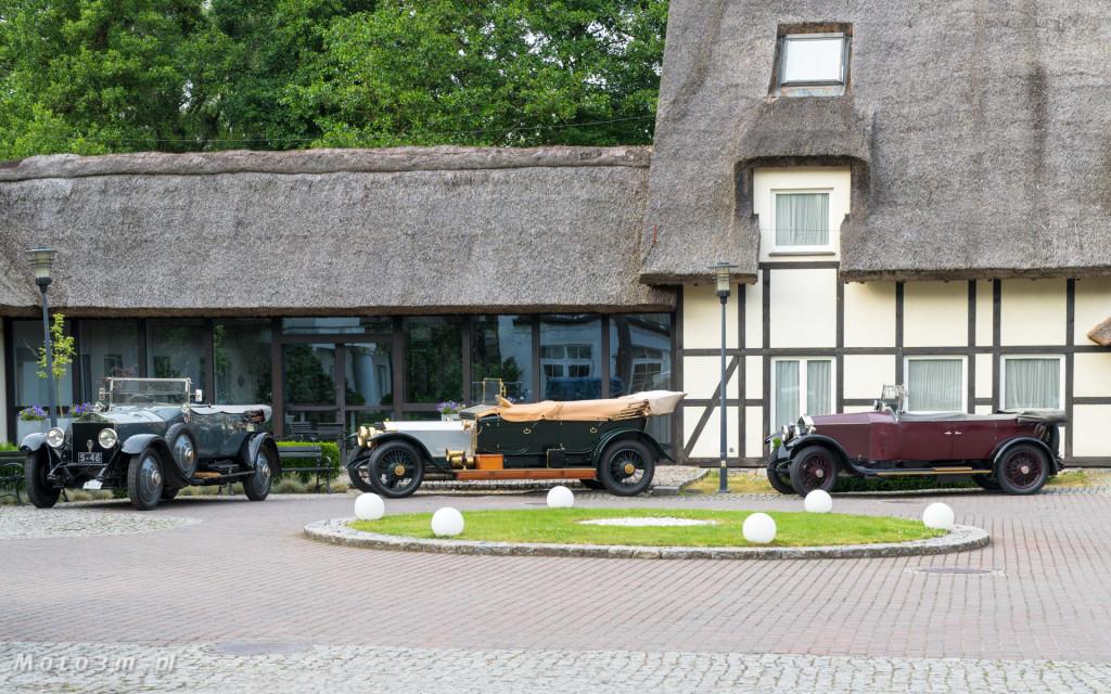 Zabytkowe Rolls-Royce'y odwiedziły Gdańsk 20-Ghost Club-5362