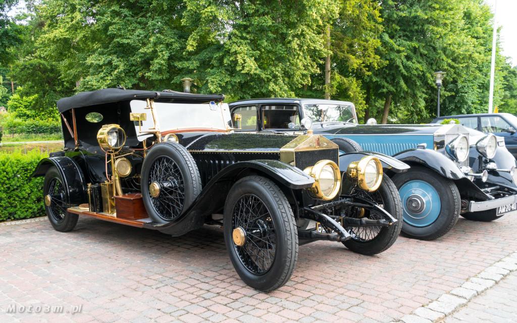 Zabytkowe Rolls-Royce'y odwiedziły Gdańsk 20-Ghost Club-5364