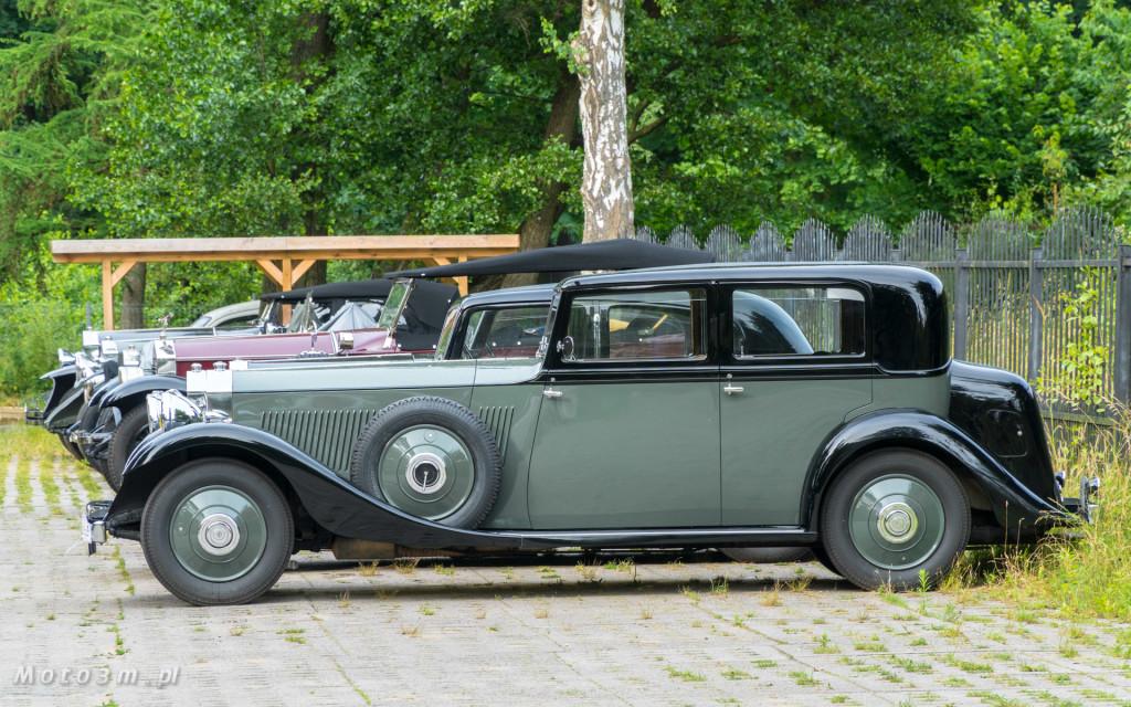 Zabytkowe Rolls-Royce'y odwiedziły Gdańsk 20-Ghost Club-5373