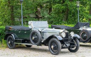 Zabytkowe Rolls-Royce'y odwiedziły Gdańsk 20-Ghost Club-5374