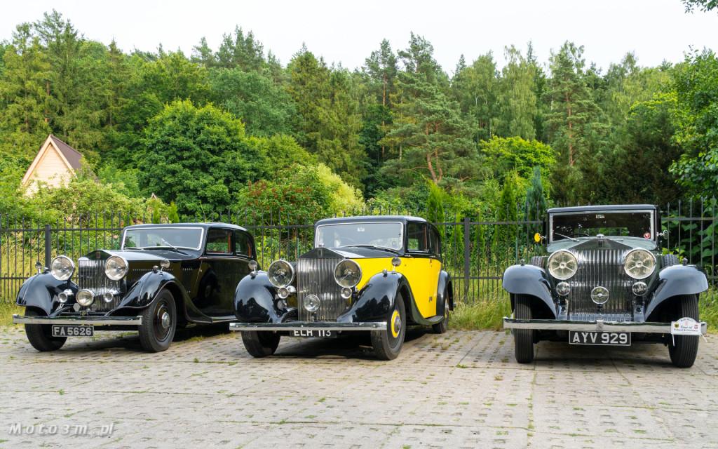 Zabytkowe Rolls-Royce'y odwiedziły Gdańsk 20-Ghost Club-5375
