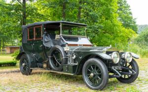 Zabytkowe Rolls-Royce'y odwiedziły Gdańsk 20-Ghost Club-5378