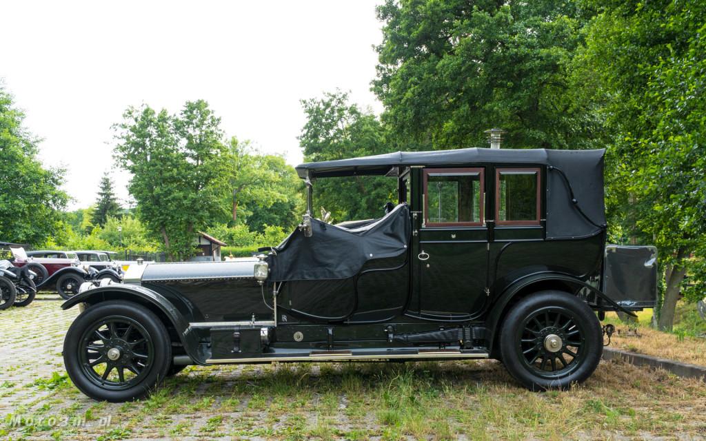 Zabytkowe Rolls-Royce'y odwiedziły Gdańsk 20-Ghost Club-5380