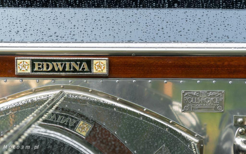Zabytkowe Rolls-Royce'y odwiedziły Gdańsk 20-Ghost Club-5383