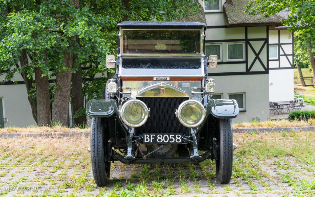 Zabytkowe Rolls-Royce'y odwiedziły Gdańsk 20-Ghost Club-5384