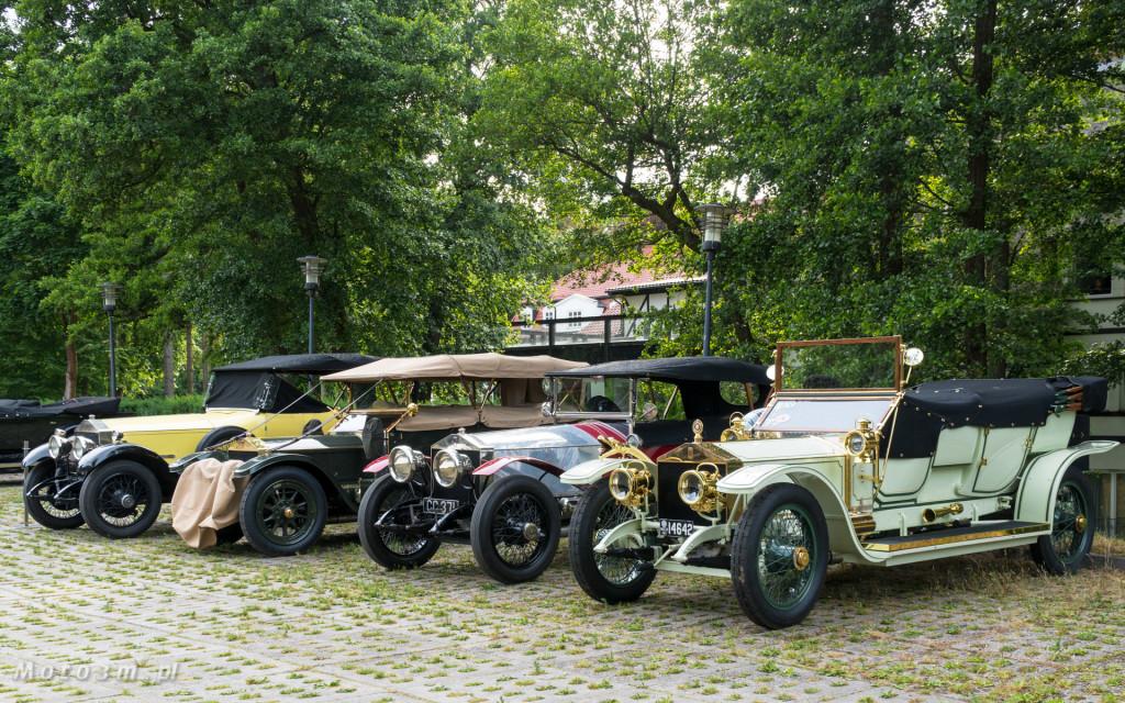 Zabytkowe Rolls-Royce'y odwiedziły Gdańsk 20-Ghost Club-5385