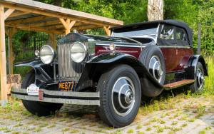 Zabytkowe Rolls-Royce'y odwiedziły Gdańsk 20-Ghost Club-5388