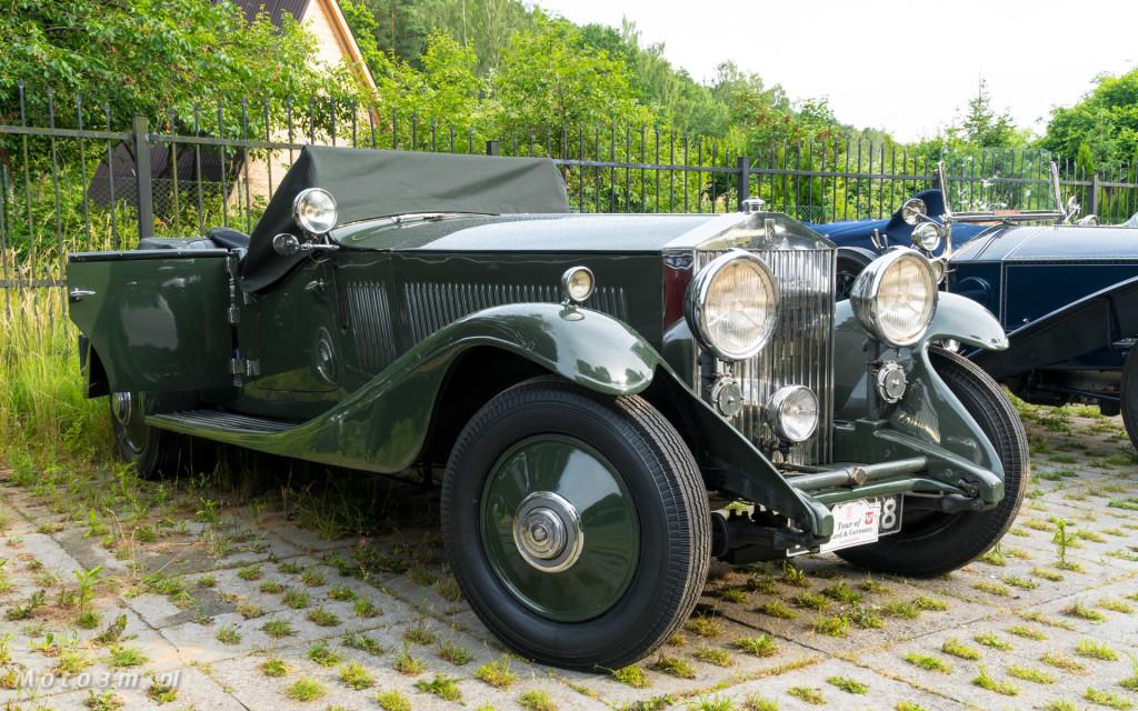 Zabytkowe Rolls-Royce'y odwiedziły Gdańsk 20-Ghost Club-5389
