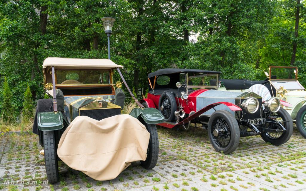 Zabytkowe Rolls-Royce'y odwiedziły Gdańsk 20-Ghost Club-5390